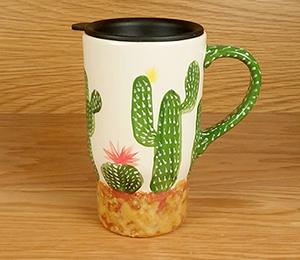 Henderson Cactus Travel Mug