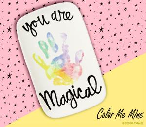 Henderson Rainbow Hand-print