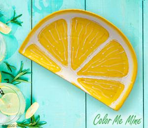 Henderson Lemon Wedge